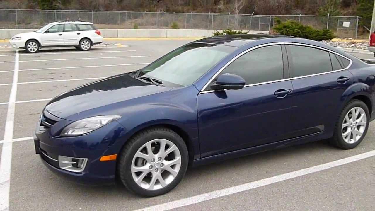 Mazda 6 3 7s Touring Plus 2011