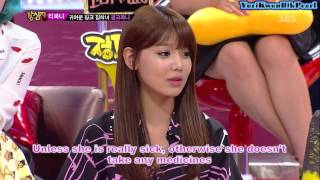 [ENG] SNSD Tiffany Pink Obsession Talk