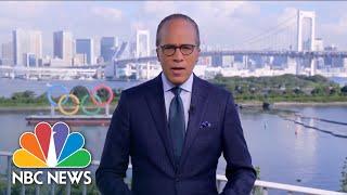 NBC Nightly News Broadcast (Full) - August 1st, 2021