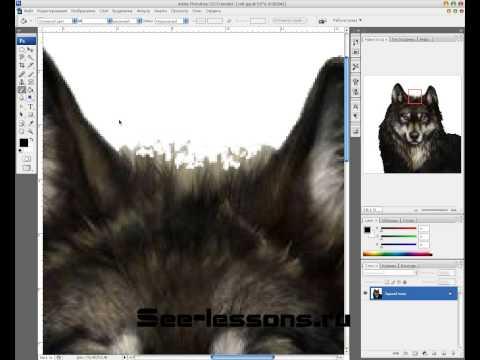 В этом видео уроке продолжаем изучать инструменты фотошопа