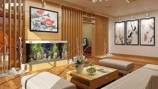 Top 100 mẫu thiết kế phòng khách đẹp khiến bạn muốn... xây nhà ngay!!!