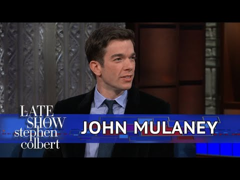 John Mulaney Has A Picture Of A Ghost, Maybe
