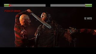 Freddy vs Jason...with healthbars