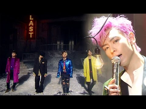 《Goodbye Stage》 BIGBANG - LAST DANCE @인기가요 Inkigayo 20170115