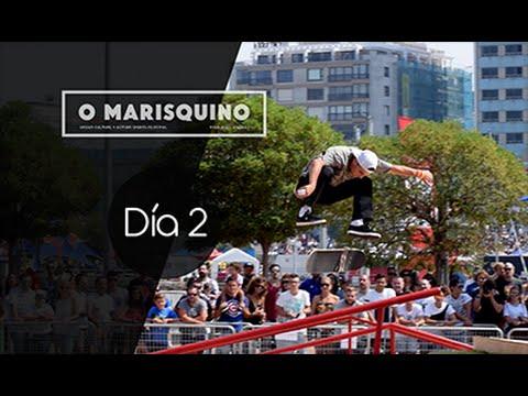 O'Marisquiño 2016 | Día 2: Pol Catena, Jaime Mateu, Roger Silva...