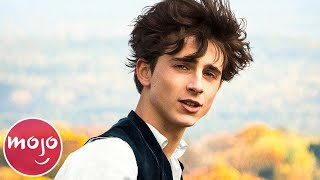 Top 10 Movie Moments That Made Us Love Timothée Chalamet