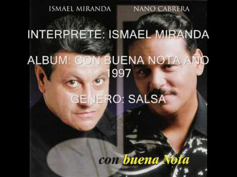 ISMAEL MIRANDA '' INCOMPLETO AMOR '' SALSA CLASICA.