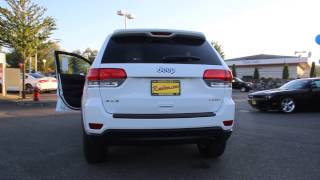EC207617 | 2014 Jeep Grand Cherokee Laredo | DCJofMonroe | Bright White