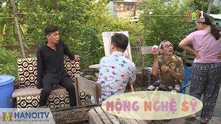 Xóm hóm   13.08.2017 - S43   Mộng nghệ sĩ   Xom hom   Phim hài 2017