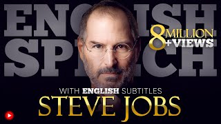 ENGLISH SPEECH | STEVE JOBS: Stanford Commencement (English Subtitles)