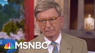 George Will Slams Mike Pence As 'Worse Than President Donald Trump' | Hardball | MSNBC