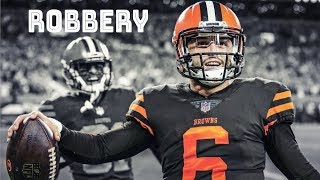 "Baker Mayfield | "" Robbery "" 