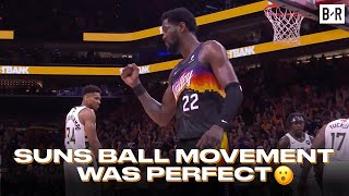 Phoenix Suns Complete 10 Passes In Less Than 24 Seconds With RIDICULOUS Ball Movement