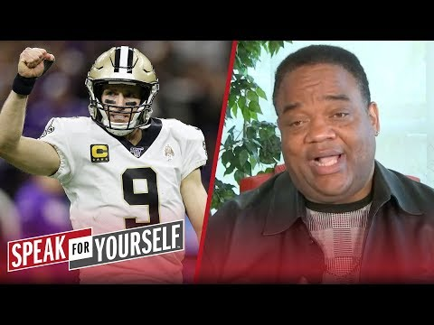 When I think of the Man of the Decade, it's Drew Brees — Jason Whitlock | NFL | SPEAK FOR YOURSELF