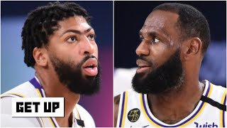 Breaking down the Lakers' title hopes after clinching the top seed in the West | Get Up