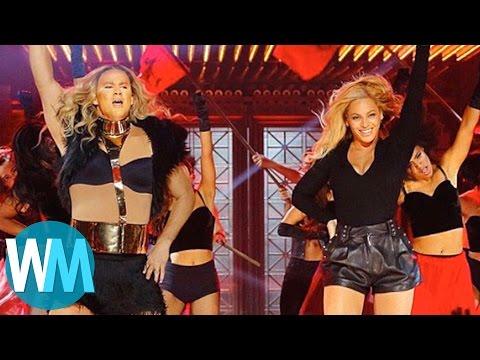 Top 10 Greatest Celebrity Lip Sync Performances