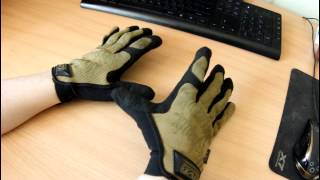 Перчатки Mechanix Original 0.5