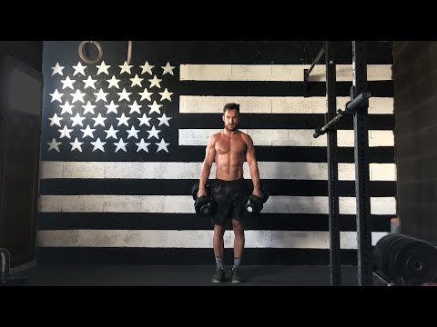 July 4th - CrossFit Tabata Workout - 4 Minutes