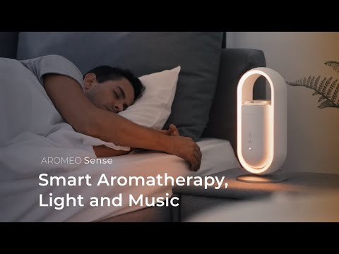 AROMEO Sense - Smart Aromatherapy, Light & Music