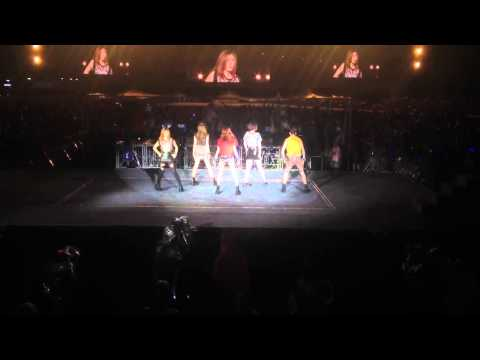 [FANCAM] 121125 f(x) - Electric shock #SMTBKK