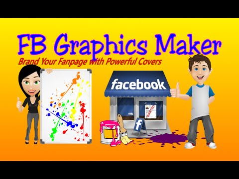 FB Graphics Maker - Facebook Marketing Graphics Software