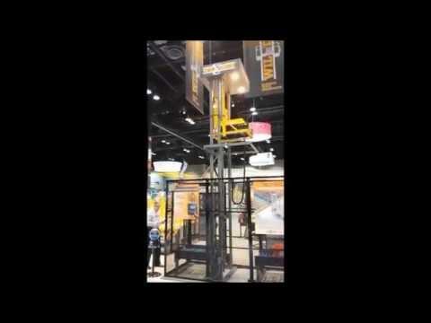 XpressLift VRC Conveyor Integration