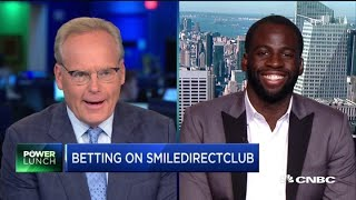 Why hoops champ Draymond Green's an early SmileDirectClub investor