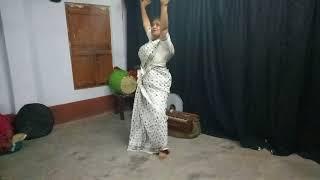 # Mayabono biharini ami noi #selfdance #simple choreograph