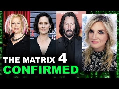 The Matrix 4 CONFIRMED - Beyond The Trailer