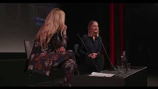 Jodie Foster Q&A after Silence of the Lambs screening - BFI 2017