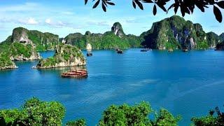 10 địa điểm du lịch đẹp nhất Việt Nam