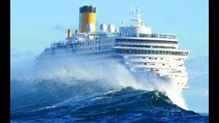 Top 10 Large Cruise Ship Fails