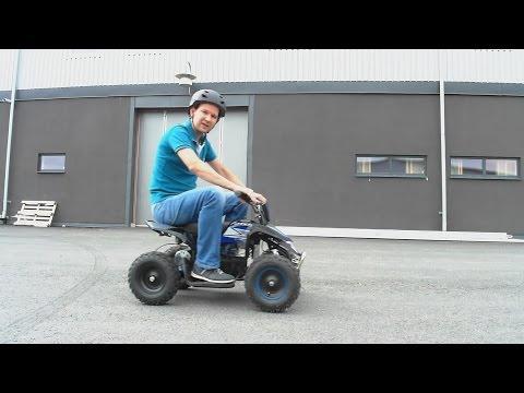 Rull.se - Elektrisk Mini-ATV 1000W, Cobra