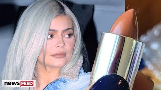 Kylie Jenner AWKWARDLY Posted & Deleted Video Of Jaclyn Hill's Lipsticks!