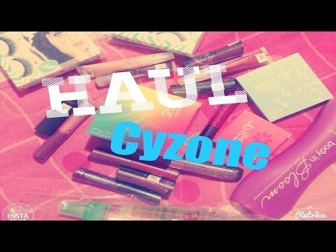 Haul: Cyzone , Campaña 8 - 2014 . BELCORP