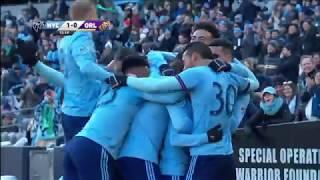 HIGHLIGHTS | NYCFC vs. Orlando City | 03.17.18