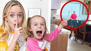 Playing Sneaky Jokes on the Fun Squad with a Funny Toy on Kids Fun TV