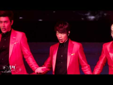 120826 MO A Superman (donghae)
