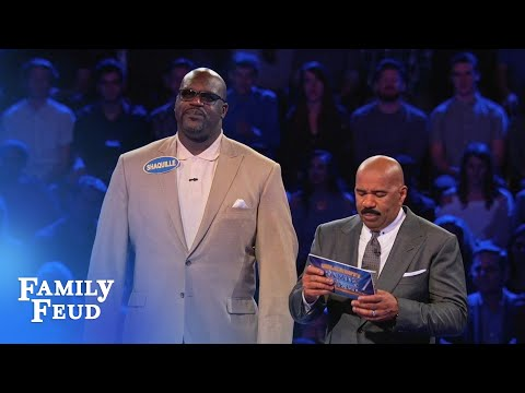 Shaq and Charles Barkley's EPIC Fast...