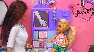 Historias de Barbie y Chelsea | Muñecas y juguetes con Andre para niñas y niños