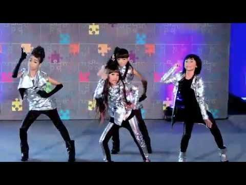 140517 Double cover 2NE1 - I AM THE BEST @Esplanade Cover Dance Contest (Audition)