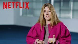 Casting Miley Cyrus as Ashley O | Black Mirror Season 5 | Netflix