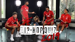 LFC Hip-Hop Quiz 2019: Ox v Brewster v Gomez v Van Dijk | Who will take the crown?