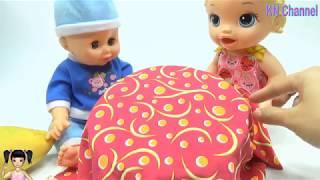 ChiChi ToysReview TV - Trò Chơi làm cây kem trái cây sắc màu