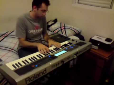 November Rain (Guns N' Roses) keyboard/teclado - Giancarlo Puga