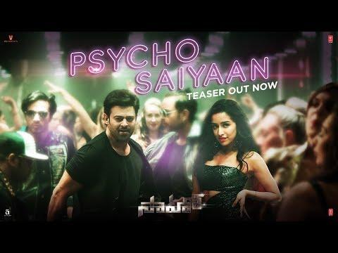 Saaho : Psycho Saiyaan Song Teaser