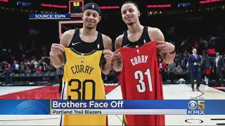 Steph And Seth Curry To Make History With Western Conference Final Faceoff