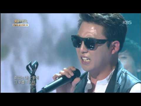 [HIT] 불후의 명곡2, 전설의 포크듀오편-부활(Boohwal) - 하얀 손수건.20141108