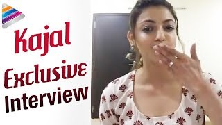 Kajal Aggarwal Latest Interview