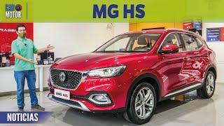 MG HS 2020 - Primer Contacto 😎🚗| Car Motor